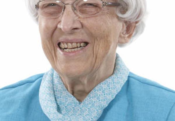 Sister Mary Elaine Tarpy, SNDdeN (formerly Amelia)