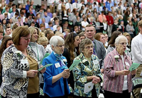Catholic Schools Week: Badin High School Re-establishes Affiliation with SNDdeN