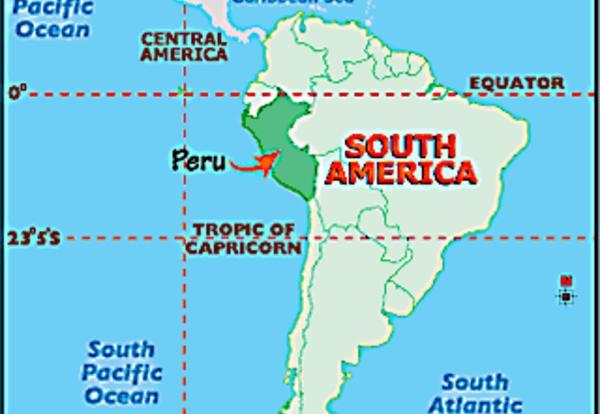 Providing Disaster Relief in Peru