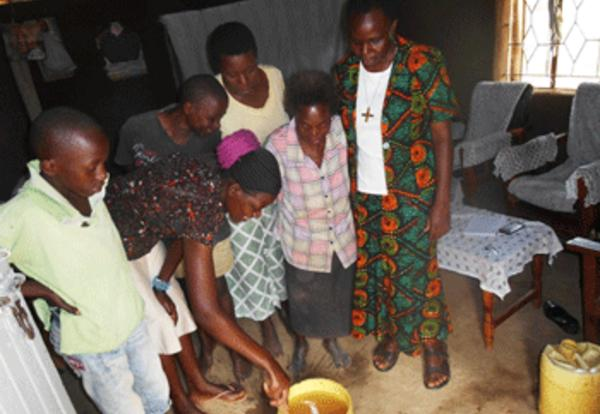 Sisters Educate and Provide Water Purification Packets in Kenya