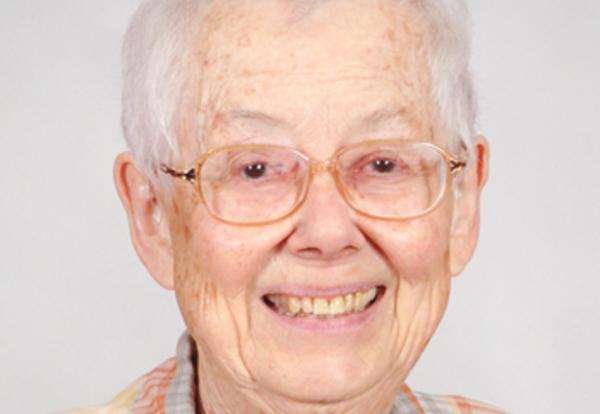 Sister Agnes Frederick Blee