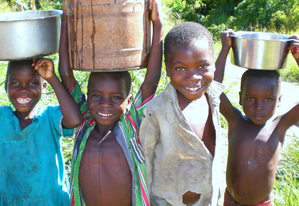 Sisters Provide Clean Water Solutions in Congo