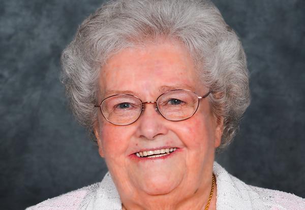 Sister Marian Holahan (Formerly Sister Agnes Joseph)
