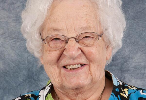 Sister Patricia Kinser