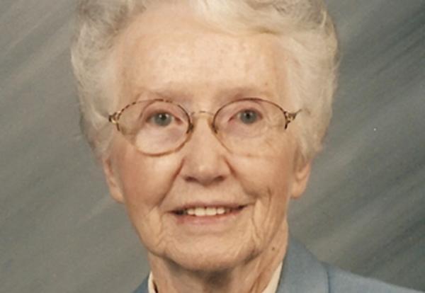 Sister Therese McMenamin