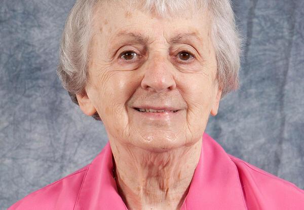 Sister Elaine Gentile (formerly Ellen John)