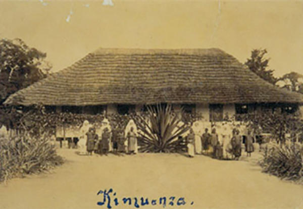 First house in Kimwenza, founded in 1894.