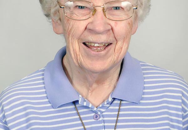 Sister Catherine Joyce (Sarah Gloria Joyce)