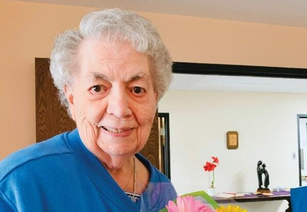 Sister Anne Cecilia Coxen