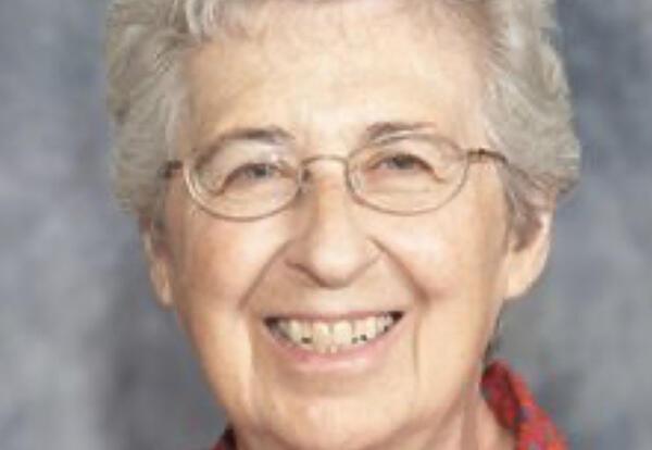 Sister Adrienne Weseman SNDdeN