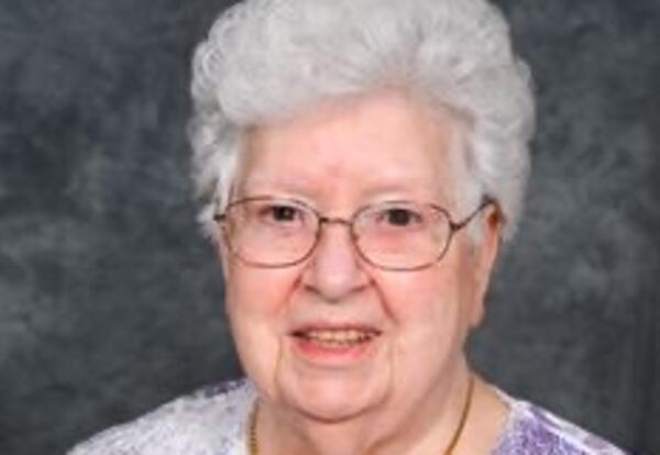 Sister Joyce Hoben SNDdeN