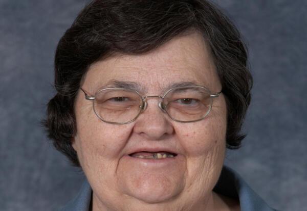 Sister Ruth Fecke, SNDdeN