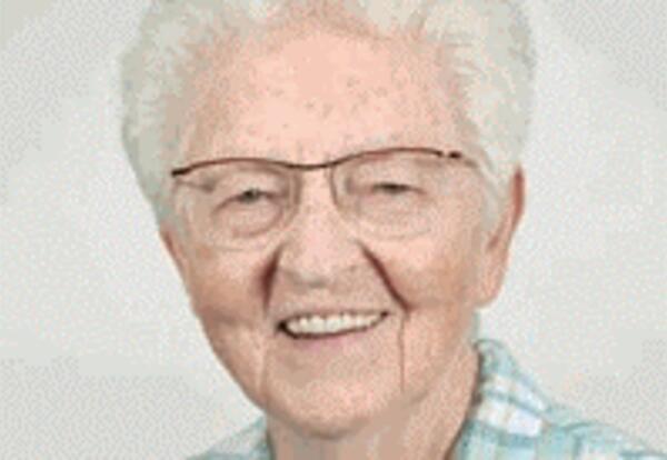 Sister Joan Kerrigan, SNDdeN