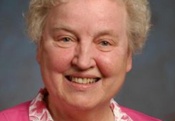 Sister Mary Margaret Fischer, SNDdeN