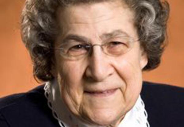 Sister Mary Jo D'Amico, SNDdeN