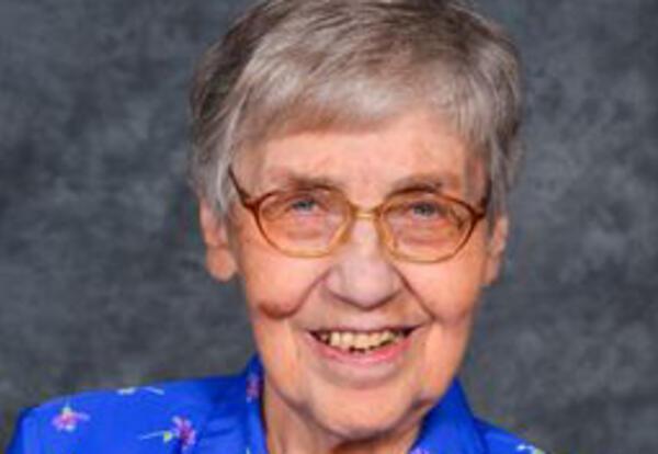 Sister Damienne Grismer, SNDdeN