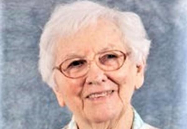 Sister Patricia Murray, SNDdeN
