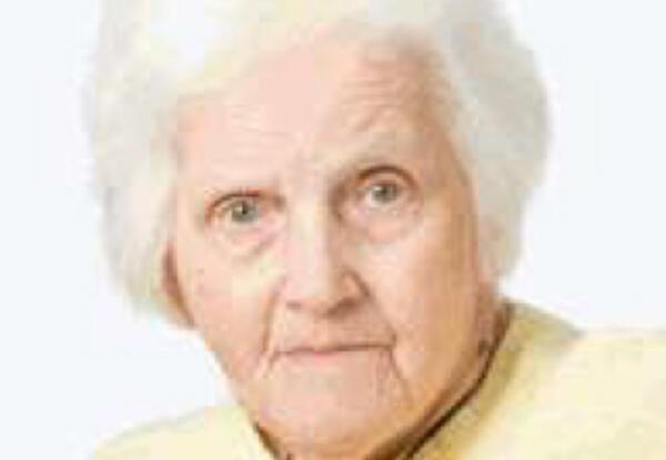 Sister Margaret O'Connor, SNDdeN
