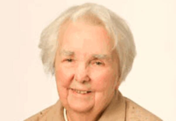 Sister Rita Buddeke, SNDdeN