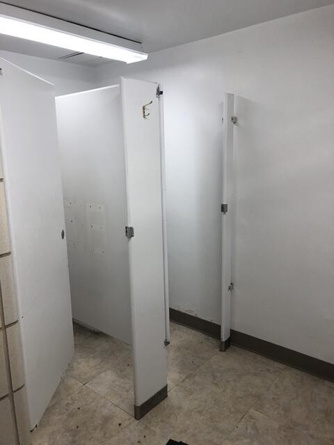 Faculty Bathroom