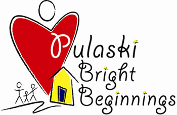 Pulaski Bright Beginnings Logo
