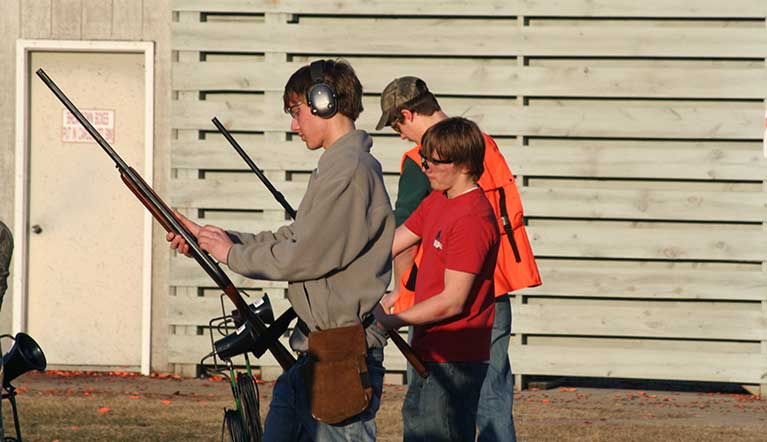 Students in Sport Shooting
