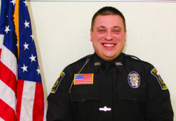Adam Winkler named new PCSD school resource officer