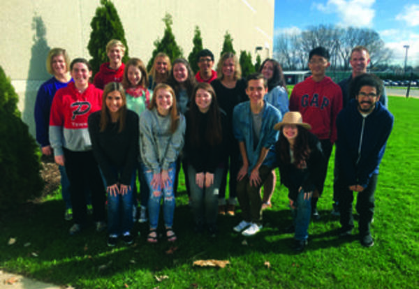 PHS forensics team does well at state