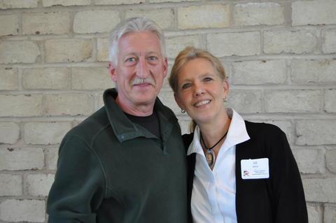 Jeff and Jill Miller