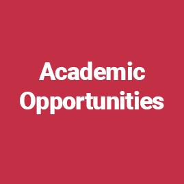 Academic Opportunities