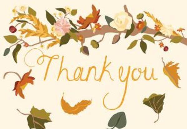 Sunnyside Fall Festival Winners & Thank You