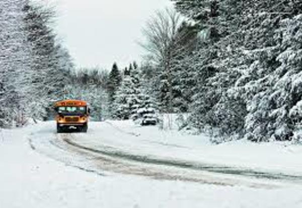 Reminder from the Transportation Department - Winter Weather