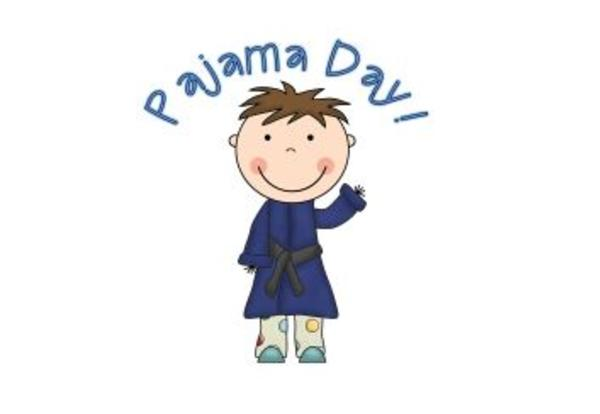 Pajama Day - Friday, December 22