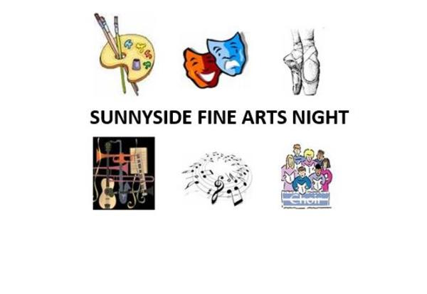 Fine Arts Night Performance Entry Forms - DUE TOMORROW March 8th