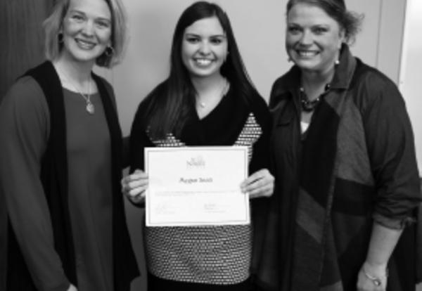 Megan Santi Early Career Educator Award