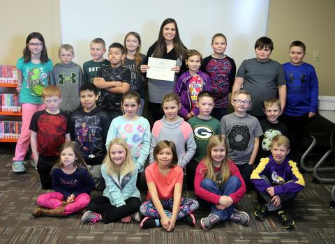 Ms Santi Wins An Award