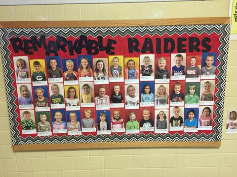 Remarkable Raiders
