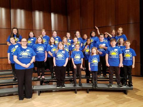 Awake Childrens Choir