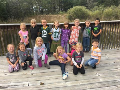 Outdoor Fun on the Forest Deck