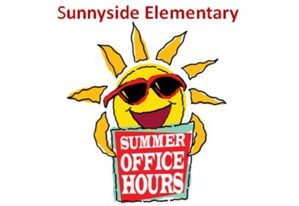 Sunnyside Summer Office Hours