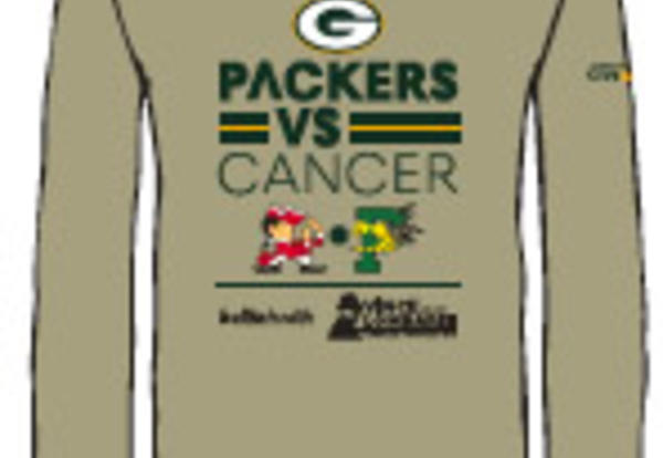 Packers, NFL to present $200,000 grant for Red Raider Field of Dreams;  Pulaski, Preble high schools to participate in Packers vs. Cancer campaign