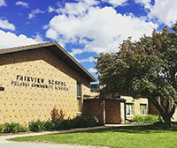 Fairview Elementary School Building