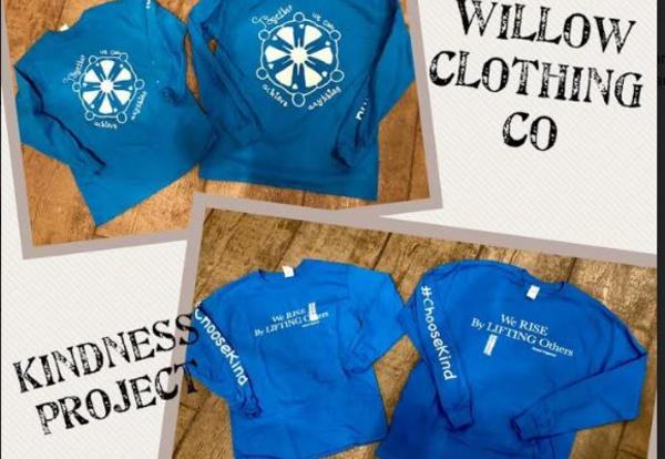 Kindness Shirts Benefiting The Goody Triathlon