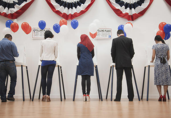 Polling places set for primary