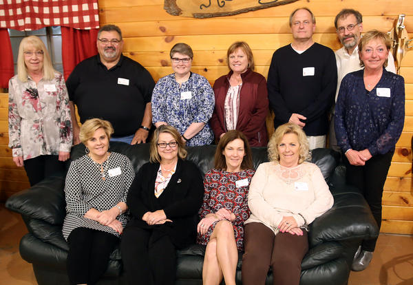 PCSD honors retirees, those with service anniversaries