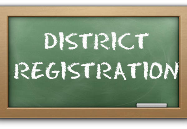 Registration dates set for 2019-20 school year