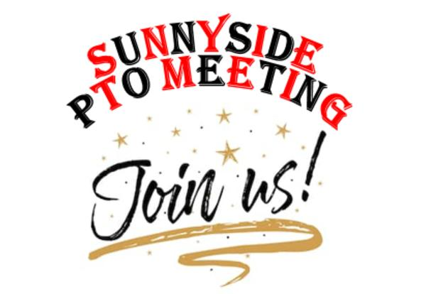 PTO Meeting August 26th