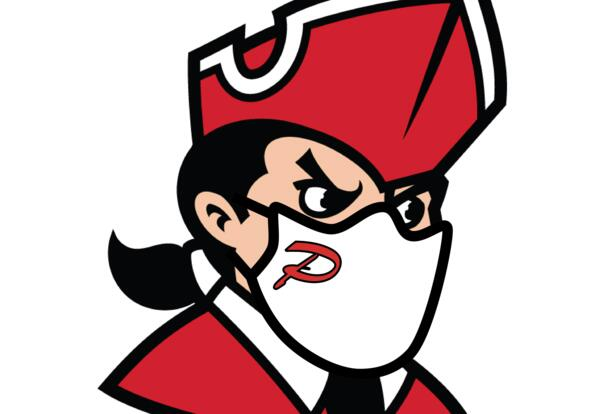Red Raider face coverings available