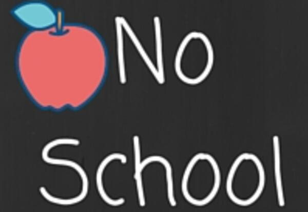 No School Friday, Sept. 25