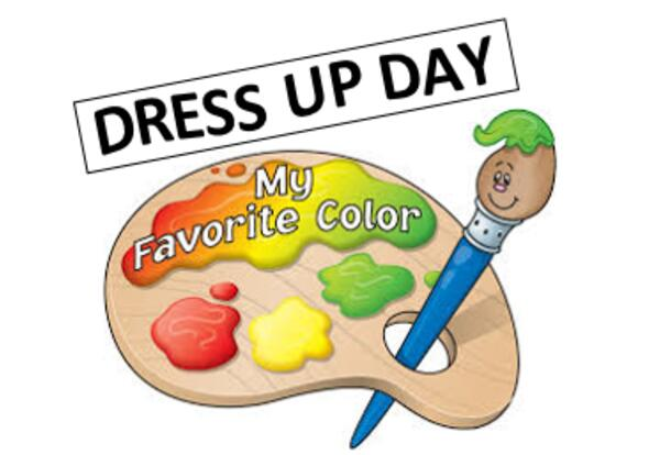 Wear Your Favorite Color - Friday, Oct. 16th
